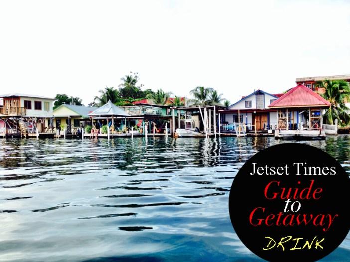 G2G Bocas del Toro Panama DRINK