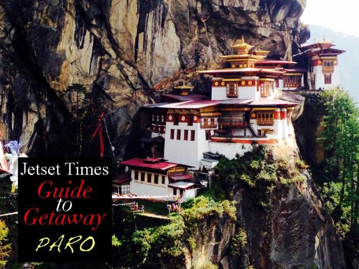 G2G PARO Bhutan