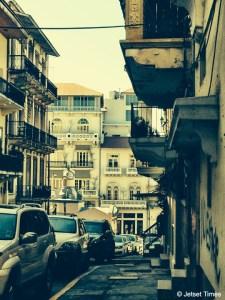 Vintage alleys in Casco Viejo