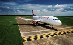 Virgin America airline