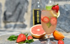 Four Season's White Sangria