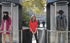 Marriott Hotel future of travel teleporter
