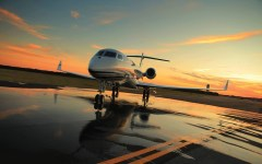 Clipperjet: If you want major discount flying between LA and NYC on a Gulfstream IV twin-jet, you have until Dec. 24 to receive a $3,000 savings on the first three months of their membership.