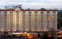 Radisson Hotel New York building