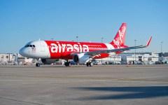 Facebook Air Asia