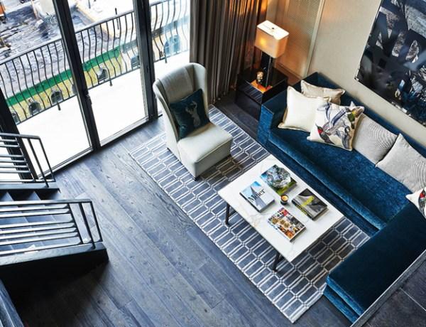 SIXTY Soho Hotel NYC loft