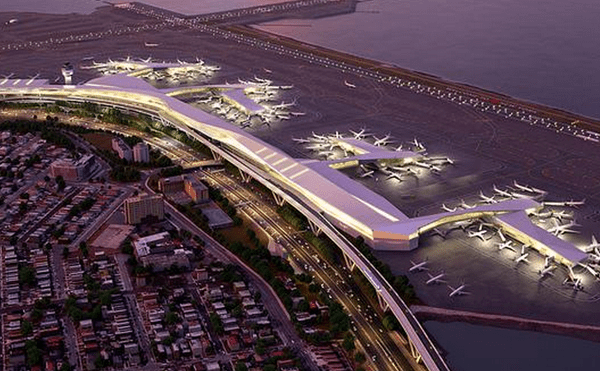 Laguardia Airport NYC makeover