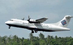 Indonesia airline crash