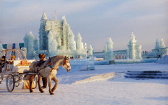 Harbin Snow and Ice Festival China