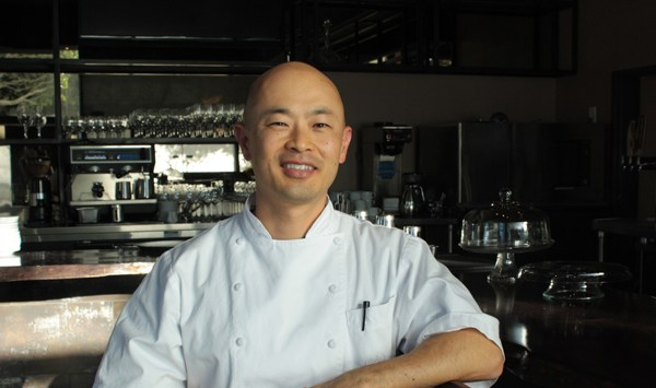 Jason Park chef Los Angeles Maru