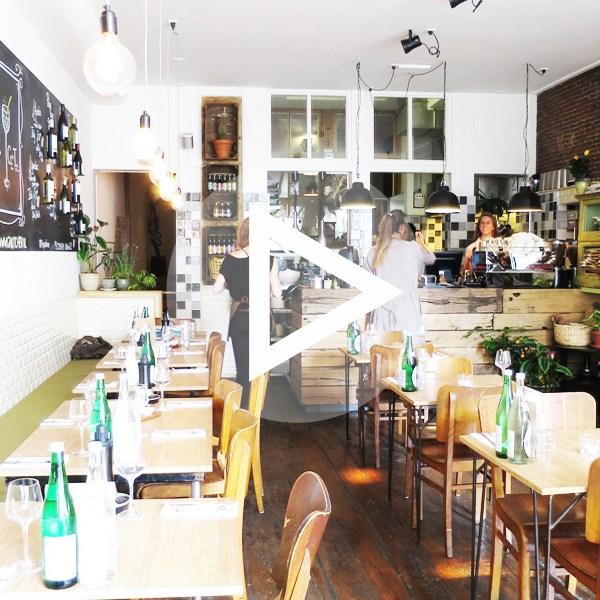 Green House Kitchen Amsterdam