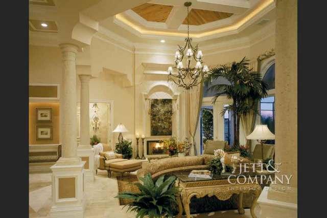 Mediterranean Jett Company Interior Design Firm In Naples Fl