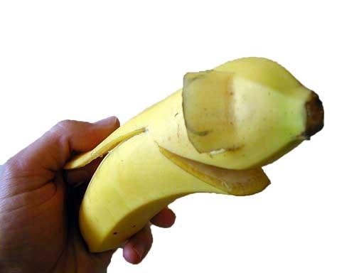 Etape 6 : Ajuster la taille de la languette pour faire bouger la bouche