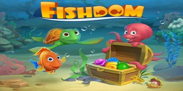 Fishdom Deep Dive Triche Astuce Diamants,Pièces