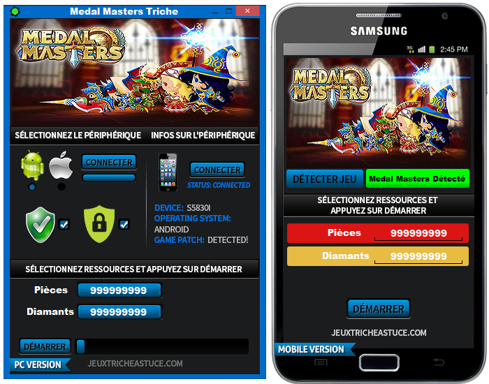Medal Masters astuce,Medal Masters triche,Medal Masters triche outil,Medal Masters triche android,Medal Masters triche ios,Medal Masters triche diamants,Medal Masters cheats,cheat Medal Masters ios,cheat Medal Masters android,cheat Medal Masters diamants