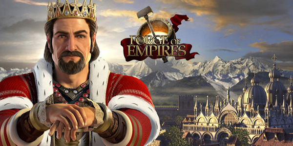 Forge of Empires Triche Astuce Or,Diamants