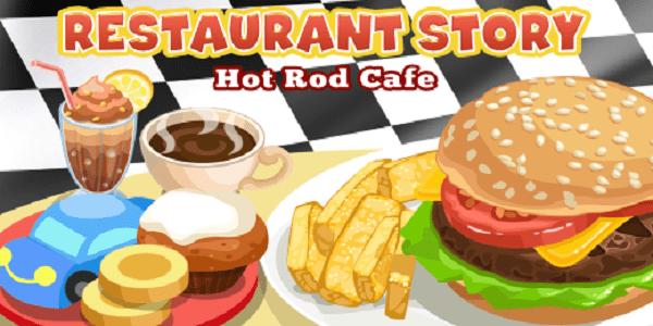 Restaurant Story Hot Rod Cafe Triche Astuce Pièces,Gemme