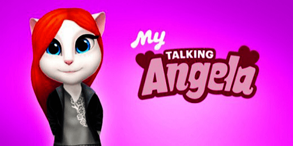 My Talking Angela Triche Astuce Pièces,Diamants Illimite