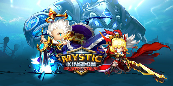 Mystic Kingdom Triche Astuce Or,Diamants,Stamina