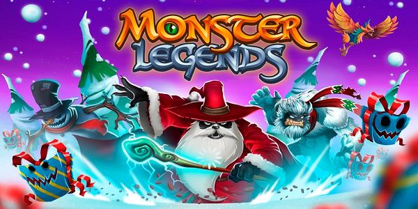 Monster Legends Triche Astuce Gemmes,Or,Nourriture