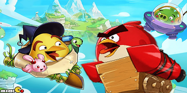 Angry Birds Ace Fighter Triche Astuce Cristaux,Or