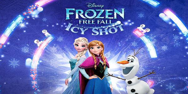 Frozen Free Fall Icy Shot Triche Astuce Pièces Illimite