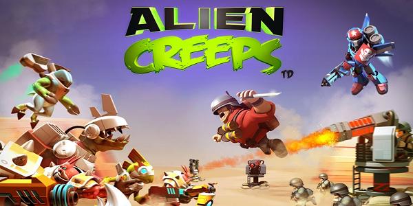 Alien Creeps TD Triche Astuce Gemmes et Pièces