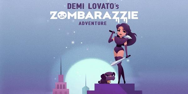 Demi Lovato Zombarazzie Adventure Triche Astuce Pièces