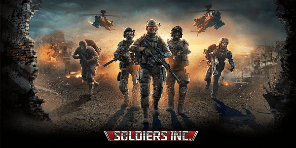 Soldiers Inc Mobile Warfare Triche Astuce Diamants Illimite