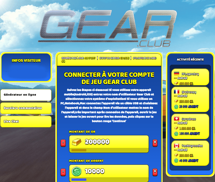 Gear Club triche, Gear Club triche en ligne, Gear Club triche android, Gear Club triche Or et Argent gratuit, Gear Club triche illimite Or et Argent, Gear Club triche ios, Gear Club triche ipad, Gear Club triche iphone, Gear Club gratuit Or et Argent, Gear Club triche samsung galaxy, Gear Club triche telecharger, Gear Club tricher, Gear Club tricheu, Gear Club tricheur, triche Gear Club, code de triche Gear Club, Gear Club astuce, Gear Club astuce en ligne, Gear Club astuce android, Gear Club astuce gratuit, Gear Club astuce ios, Gear Club astuce iphone, Gear Club astuce telecharger, Gear Club astuces, Gear Club astuces gratuit, Gear Club astuces android, Gear Club astuces ios,, Gear Club astuces telecharger, Gear Club astuce Or et Argent, Gear Club cheat, Gear Club cheats, Gear Club cheat Or et Argent, Gear Club cheat gratuit, Gear Club cheat iphone, Gear Club cheat telecharger, Gear Club hack online, Gear Club hack generator, Gear Club hack android, Gear Club hack Or et Argent, Gear Club illimité Or et Argent, Gear Club mod apk, Gear Club mod apk Or et Argent, Gear Club mod apk android, Gear Club outil, Gear Club outil de piratage, Gear Club pirater, Gear Club pirater en ligne, Gear Club pirater android, Gear Club pirater Or et Argent, Gear Club pirater gratuit, Gear Club pirater ios, Gear Club pirater iphone, Gear Club pirater illimite Or et Argent, Gear Club triche jeu, Gear Club astuce triche en ligne, comment tricheur sur Gear Club, Or et Argent gratuit dans Gear Club, Gear Club illimite Or et Argent, Gear Club hacken, Gear Club beschummeln, Gear Club betrügen, Gear Club betrügen Or et Argent, Gear Club unbegrenzt Or et Argent, Gear Club Or et Argent frei, Gear Club hacken Or et Argent, Gear Club Or et Argent gratuito, Gear Club mod Or et Argent, Gear Club trucchi, Gear Club engañar