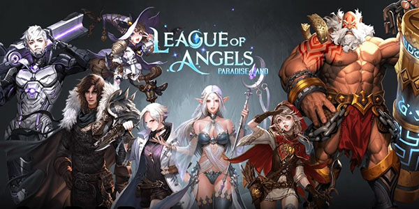 League of Angels Paradise Land Astuce Triche Diamants, Or