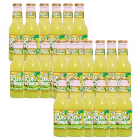 Lemon & Lime Rum Punch - 24 Pack