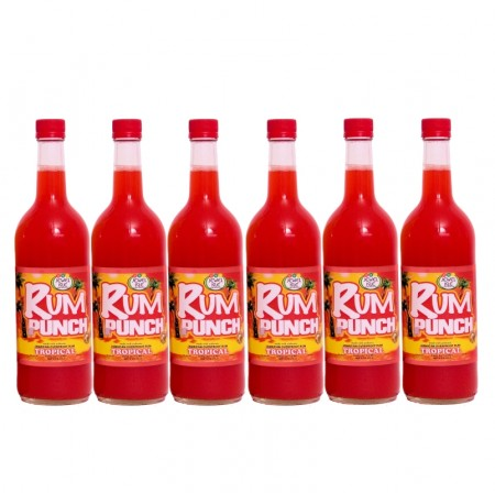 Tropical - Rum Punch - 750ml 6 pack