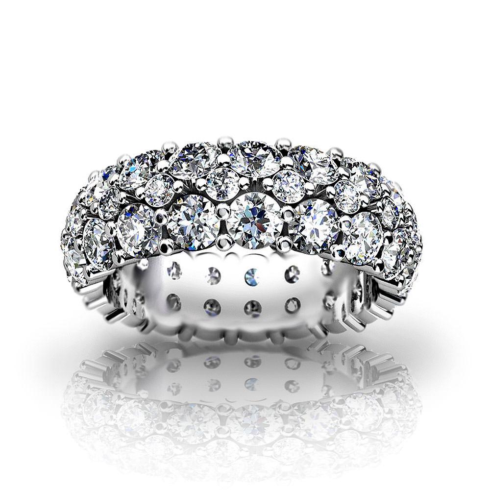 diamond wedding rings diamond wedding band wide diamond wedding rings DWRLP 2