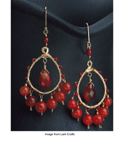 Bollywood inspired earrings
