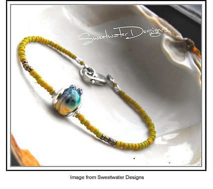 bracelet from Sweetwater Designs