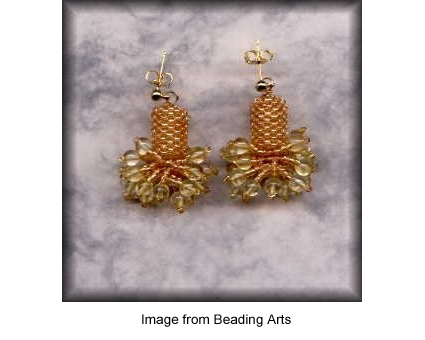 earrings from Wendy Van Camp