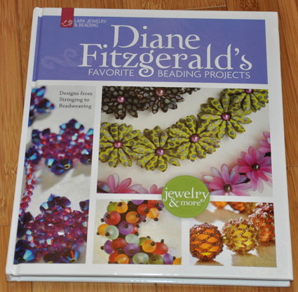 cover art of Diane Fitzgerald's Favorite Beading Projects