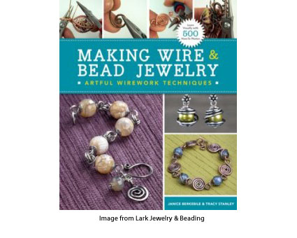 cover art of Making Wire & Bead Jewelry