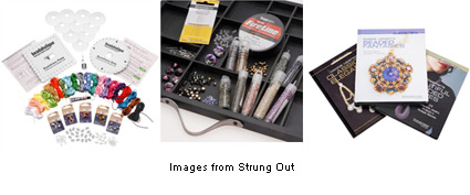 fabulous giveaways from Strung Out