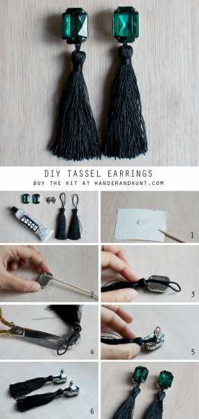 Wander_and_Hunt_tassel_earrings