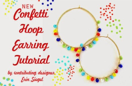 Hoop Earring Tutorial (2)