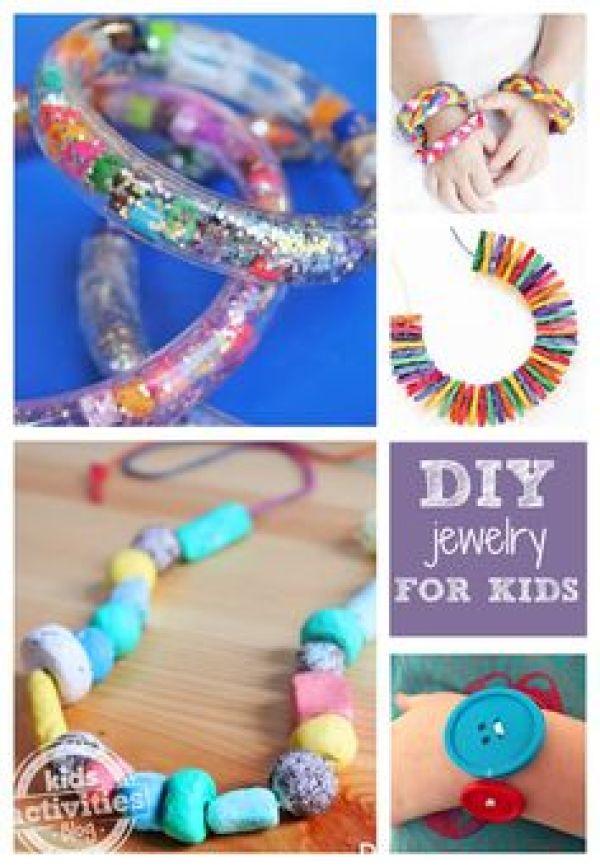 Handmade Jewelry Ideas For Kids