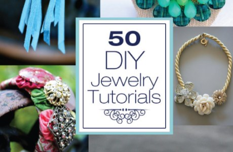 50 DIY Jewelry Tutorials for Your Crafting Weekend