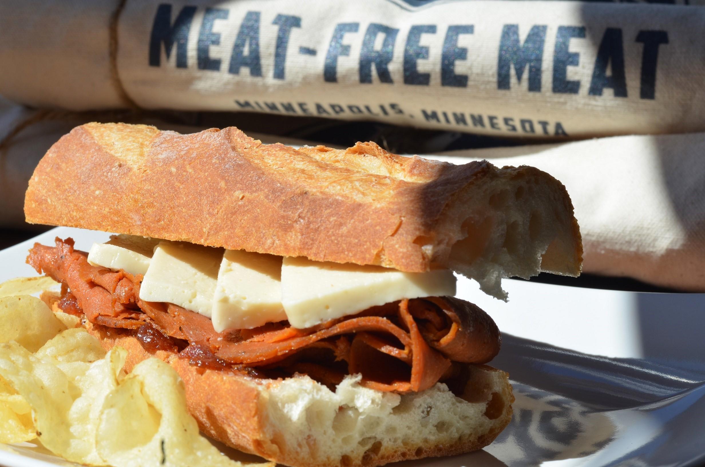 Ham Brie Quince sandwich