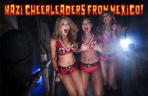 Nazi Cheerleaders from Mexico