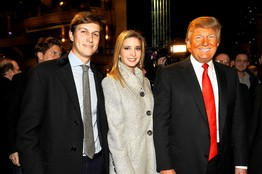 Jared K, Ivanka, and Donald