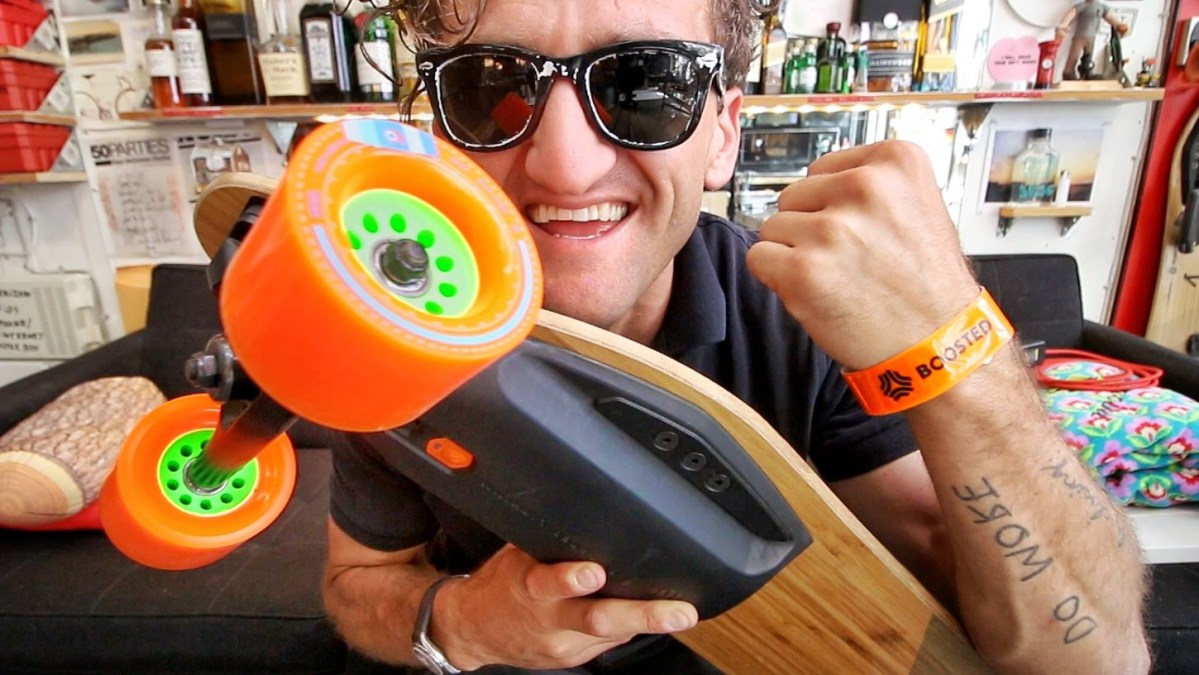 Yes. Casey Neistat is a Super Jew.