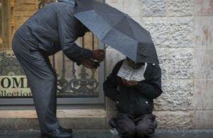 Jerusalem Beggar 2