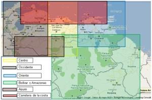 Guía para usar los Mapas de Venrut para Android (ACTUALIZADO)